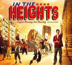 Lin-Manuel Miranda<br>In The Heights: Original Broadway Cast Recording<br>2CD